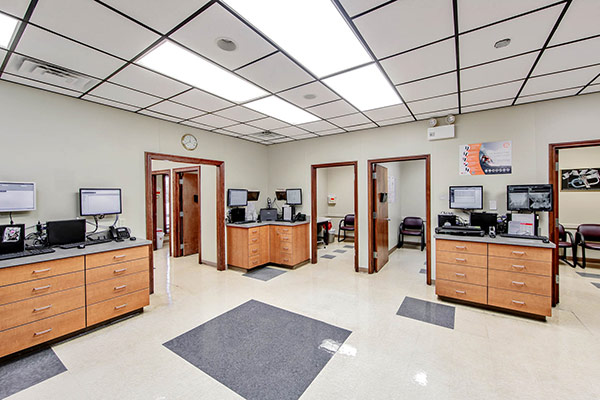 Gulf Coast Orthopedics Office Lab